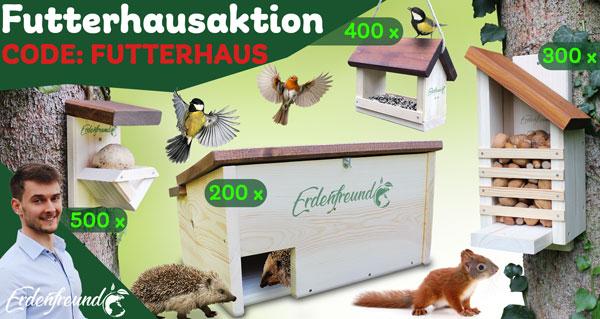 Futterhaus Popup